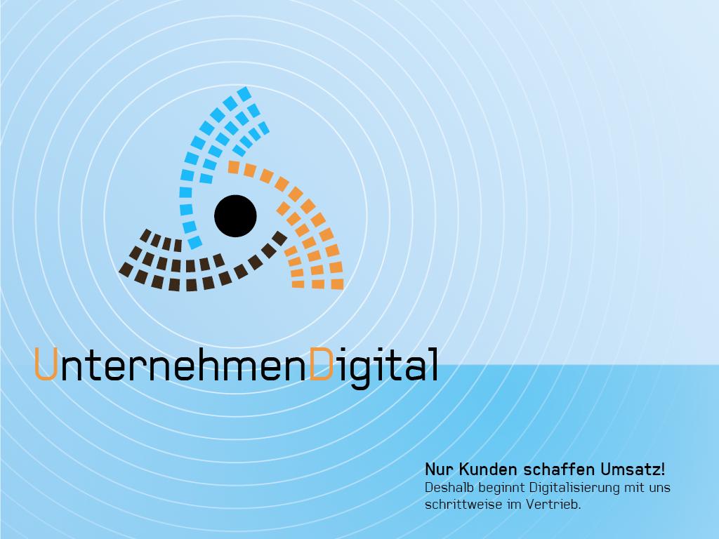 Wirtschaft 4.0 - Digitales Zeitalter